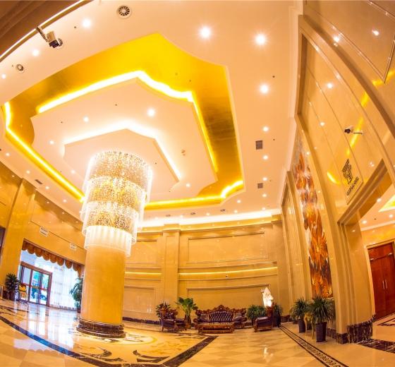 酒店 大堂